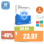 Wise Care 365 Pro (1 year subscription, 1 PC)