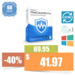Wise Care 365 Pro (Lifetime license, 1 PC)
