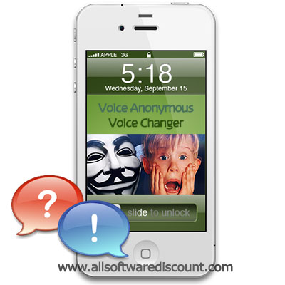 iPhone Voice Changer