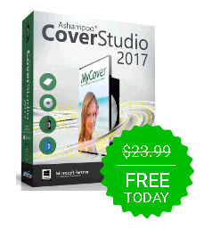 Ashampoo Cover Studio 2017 free license and serial number