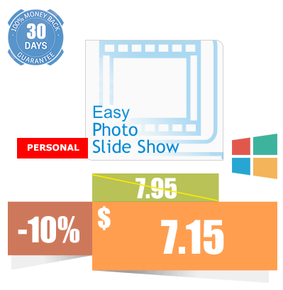 Easy Photo Slide Show (Personal License)