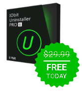GIVEAWAY iOBit Uninstaller Pro 7.0.2