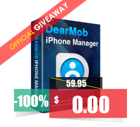 GIVEAWAY DearMob iPhone Manager