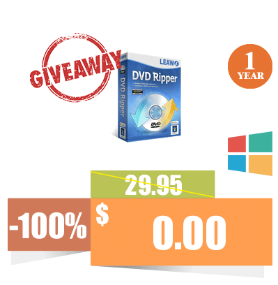 Leawo DVD Ripper 7.9.0
