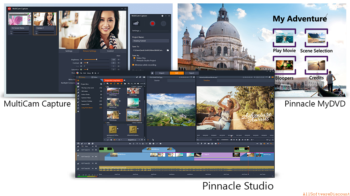 pinnacle features and benefits demonstration