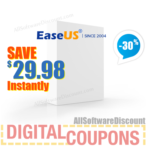 EaseUS Data Recovery Wizard Professional (1 - Year Subscription)