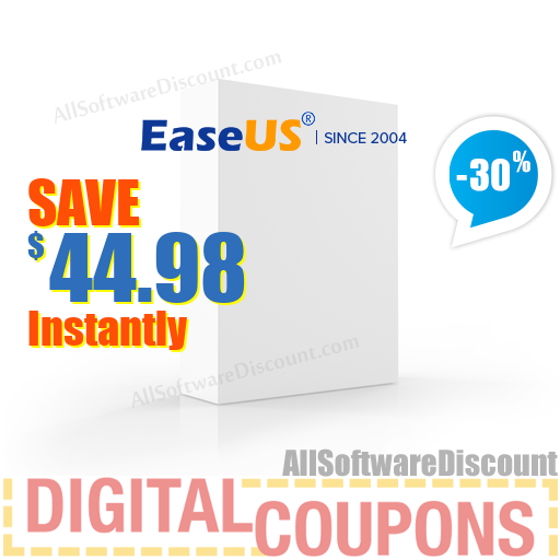 EaseUS Data Recovery Wizard Professional (Lifetime Upgrades)