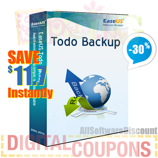 EaseUS Todo Backup Workstation(1 - Year Subscription)