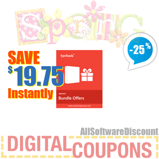 Bundle Offer - SysTools Add PST + Outlook Recovery + PST Password Remover