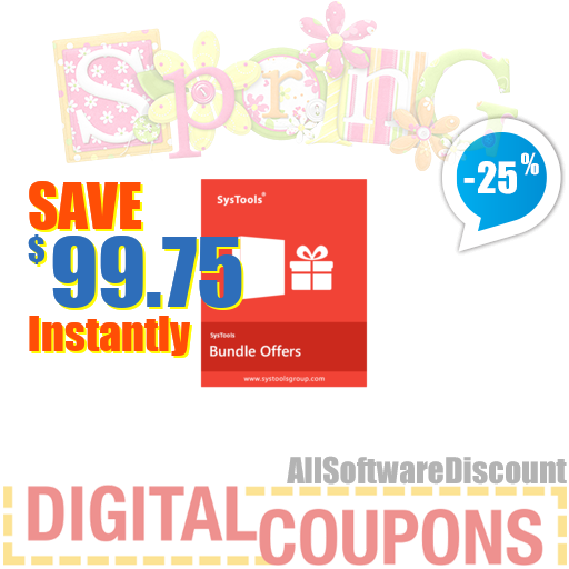 Bundle Offer - SysTools Disk Image Viewer Pro + Virtual Machine Email Recovery