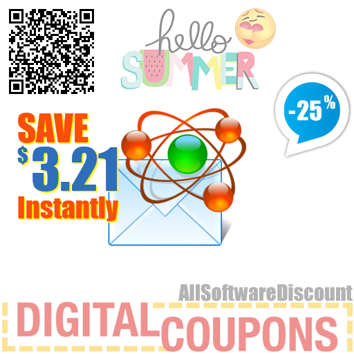 25% OFF Atomic Email Tracker Monthly Subscription July 2020