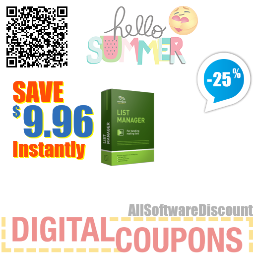 25% OFF Atomic List Manager July 2020